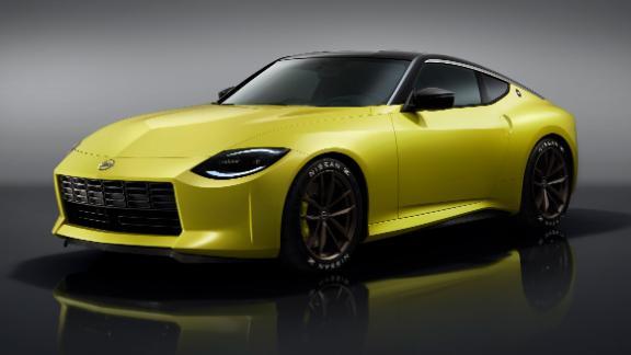 Nissan Z concept car.