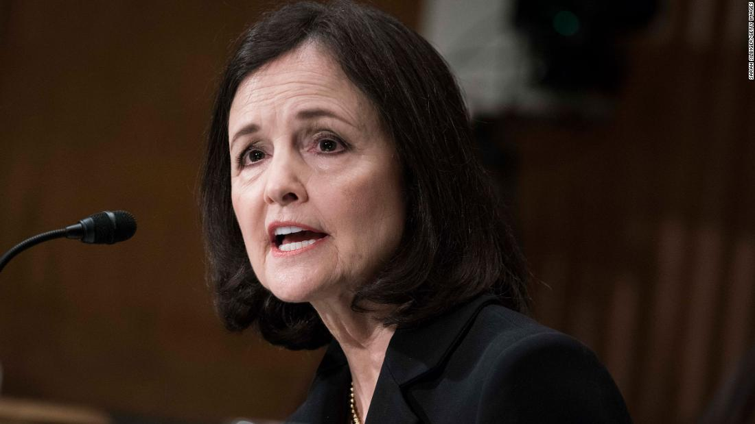Senate Republicans fail to advance controversial Fed nominee Judy Shelton