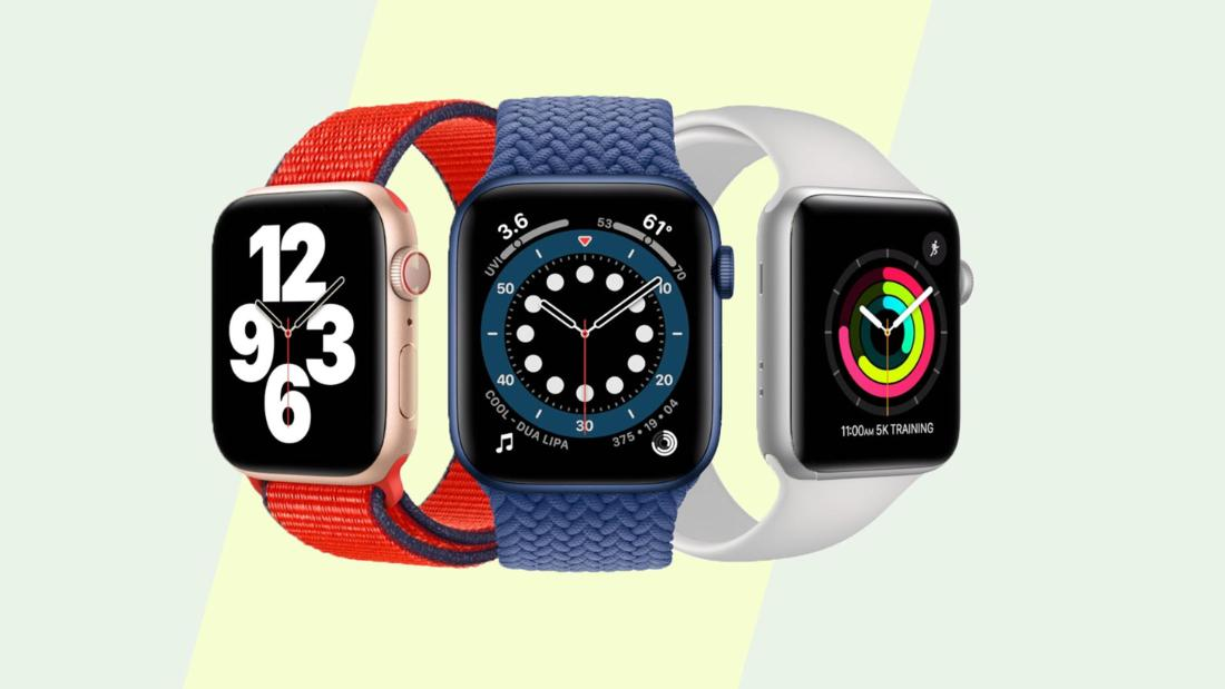 The Apple Watch Series 6 is official with blood oxygen monitoring and new colors