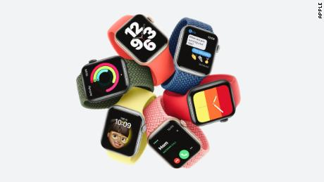 The Apple Watch SE is a low-cost version of Apple's flagship wearable device.