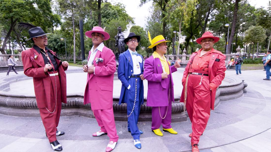 The cultural revolution in a zoot suit