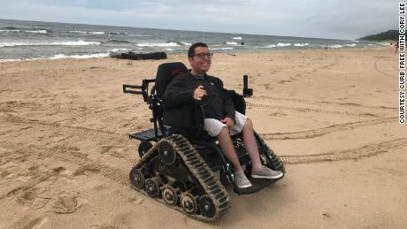 Cory Lee's travel adventures without boundaries 4