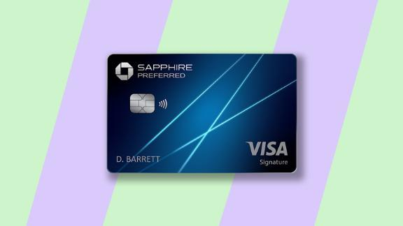If you're looking to get your first travel credit card, the Chase Sapphire Preferred is our top choice.