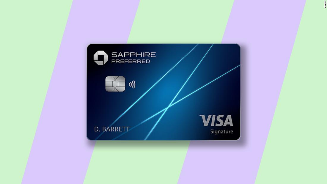 The Chase Sapphire Preferred Card now has a record-high bonus