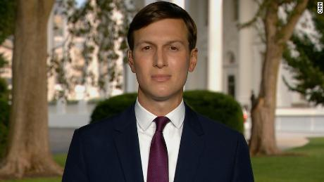 Kushner: I think you're seeing a new Middle East being formed