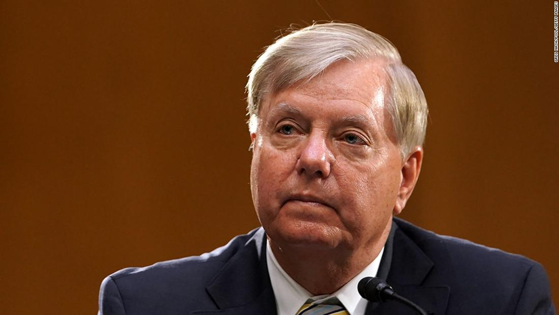 Analysis: Why everyone should have seen this coming from Lindsey Graham