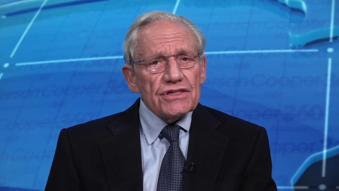 This is the most concerning thing Bob Woodward has said about Donald Trump