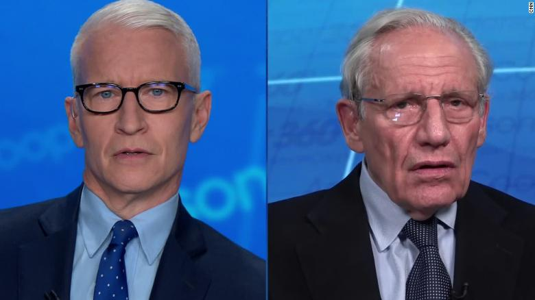 Cooper to Woodward: What you just said is pretty terrifying