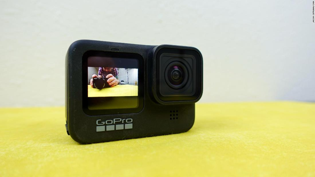 GoPro's Hero9 Black launches today, and it has more features than you'll probably ever need