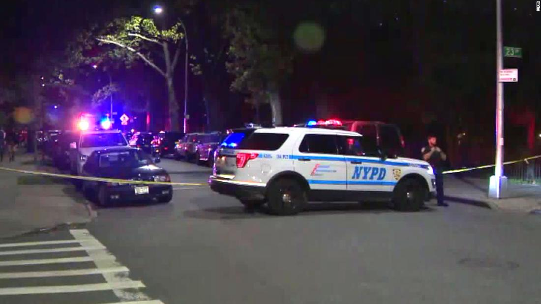 Authorities found materials that could be used to make explosives in a Queens home
