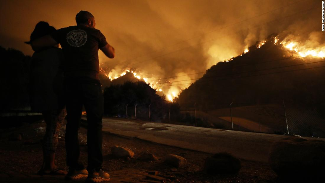 Rain may help fight wildfires in Oregon, but may bring other problems