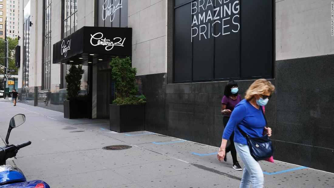 Retail sales growth slowed down in August