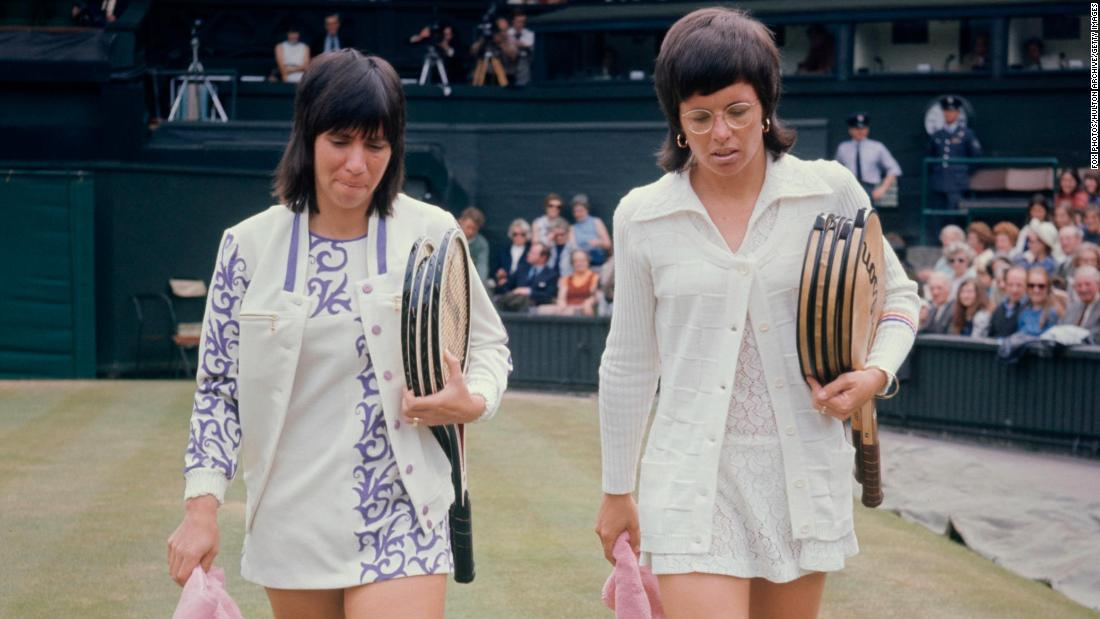 Remembering the nine women who changed tennis