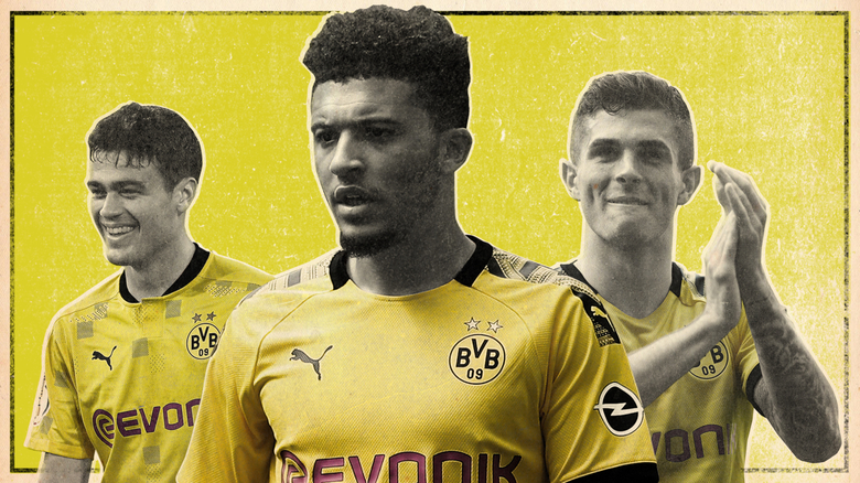 Borussia Dortmund The Bundesliga Football Factory Where Superstars Are Made Cnn