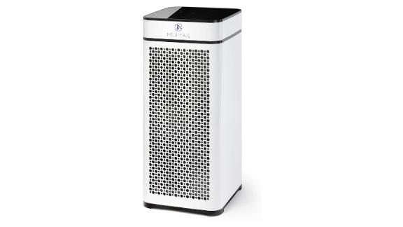 Medify MA-40W V2.0 Medical-Grade Filtration H13 True HEPA Air Purifier