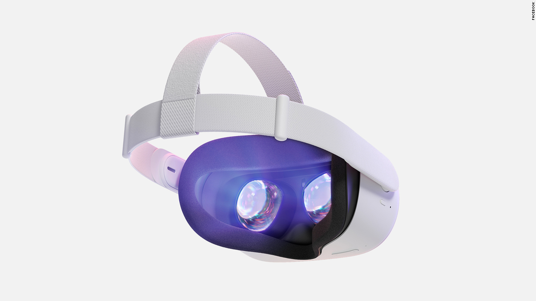 Facebook refines its standalone VR headset with cheaper Oculus Quest 2