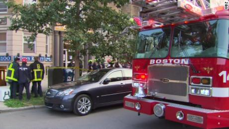 Boston police are still investigating the details of Carrie O'Connor's death in an elevator accident earlier this week.