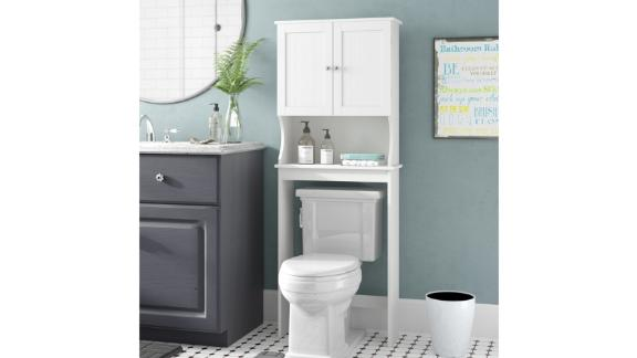 Rebrilliant Over-the-Toilet Storage