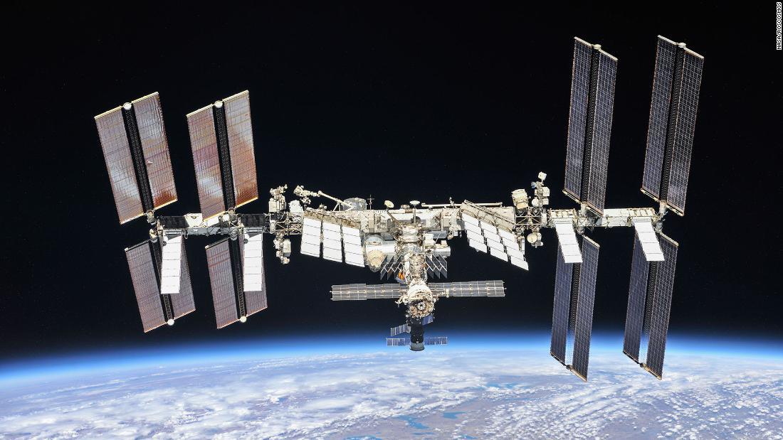 Astronauts home in on International Space Station air leak – CNN