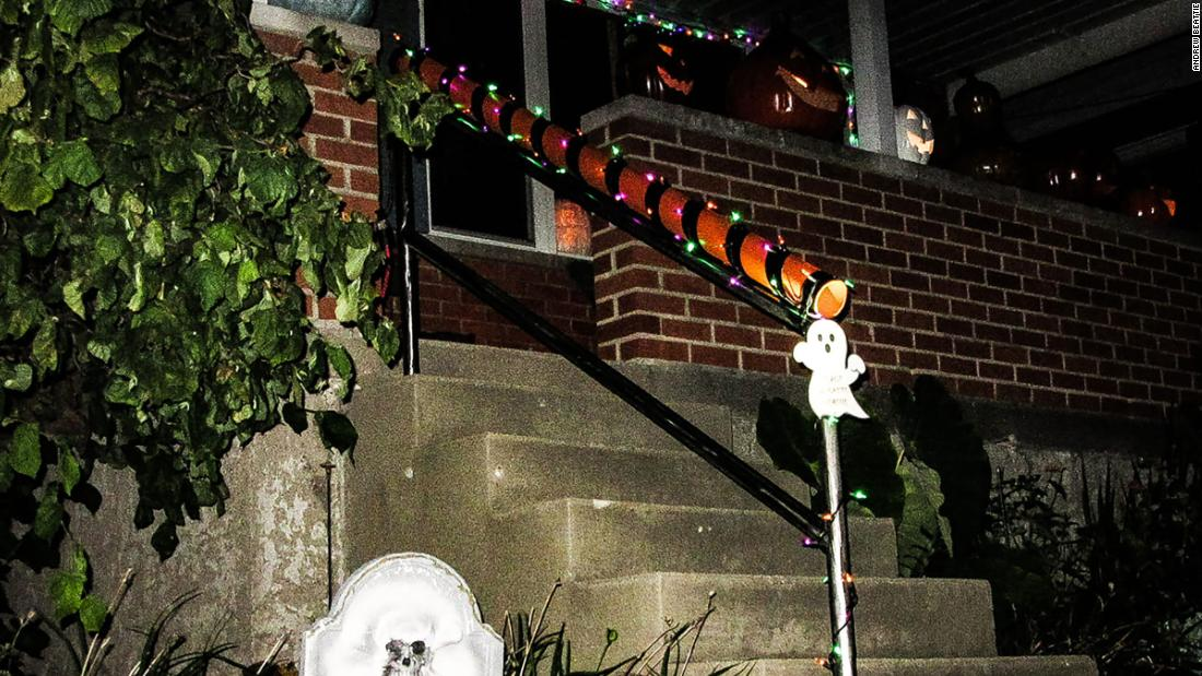 This man has an idea to keep trick-or-treating safe this Halloween