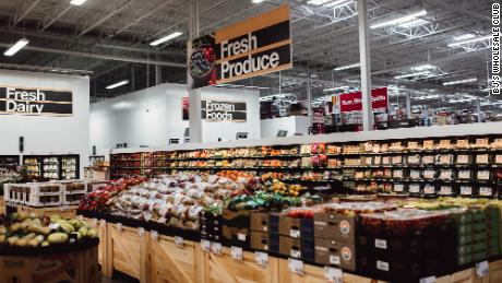 BJ's Wholesale Club has more than 200 stores and $13.1 billion in annual sales.