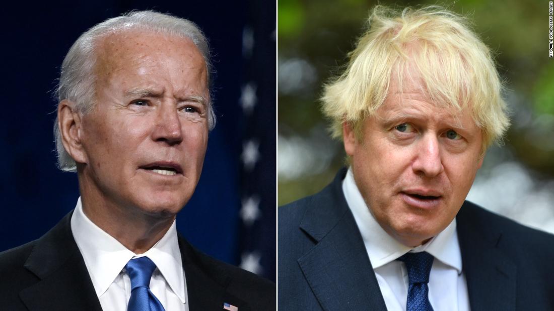 Live updates: Boris Johnson meets with Joe Biden ahead of G7 summit