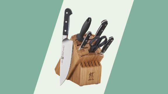 Zwilling Pro 7-Piece Knife Block Set