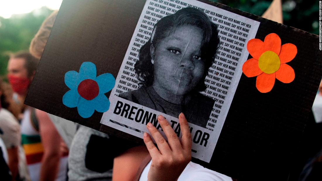 A Timeline Of What Happened With Breonna Taylor S Case Since Police Broke Down Her Door And Shot Her Cnn