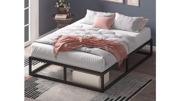Zinus Joseph Metal Platform Bed Frame
