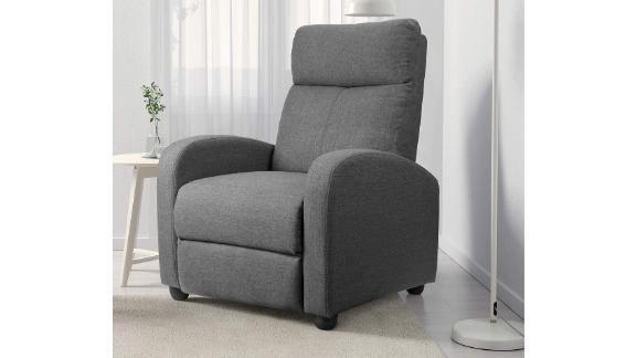Jummico Fabric Recliner Chair