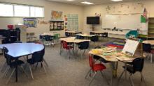 Gem Prep Pocatello charter school in Chubback, Idaho.
