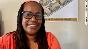 Kim Carter's Time for Change Foundation helps formerly incarcerated and homeless women and their children.