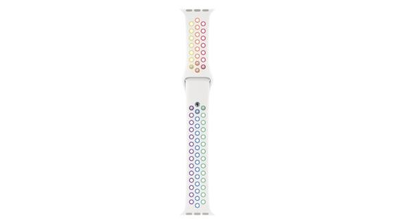 Apple Watch Nike Sport Band Pride Edition
