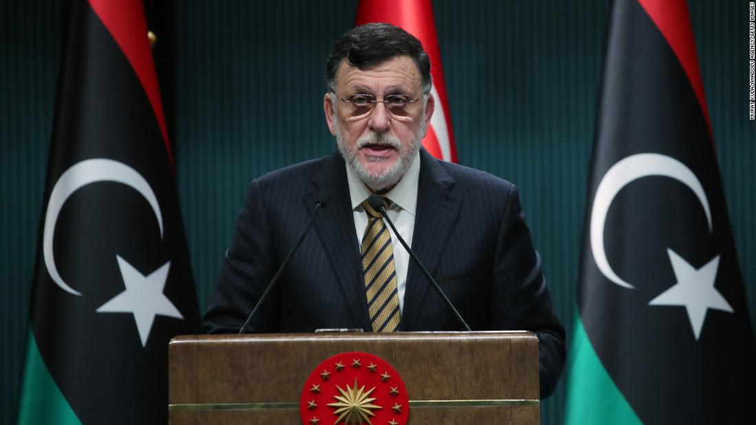 UN welcomes Libyan Prime Minister's decision to step down