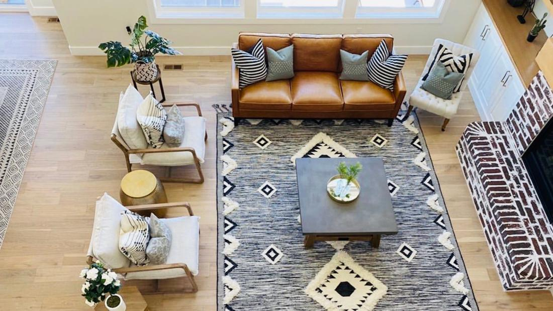 Boutique Rugs helps you turn a house into a home