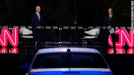 5 takeaways from Joe Biden's CNN town hall