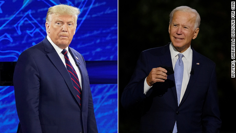 Biden And Trump Town Halls 5 Things To Look For Tonight Cnnpolitics