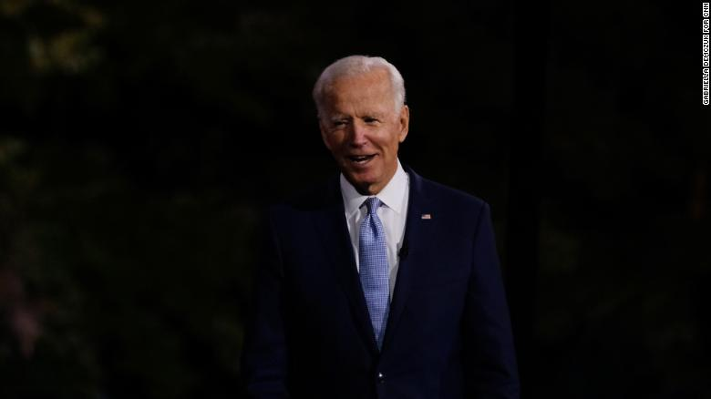 Joe Biden entered fall campaign with $466 million in the bank