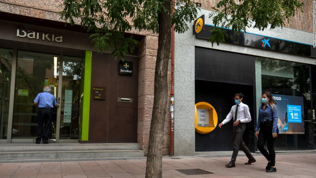 A deal to create Spain's largest lender could signal more bank mergers in Europe