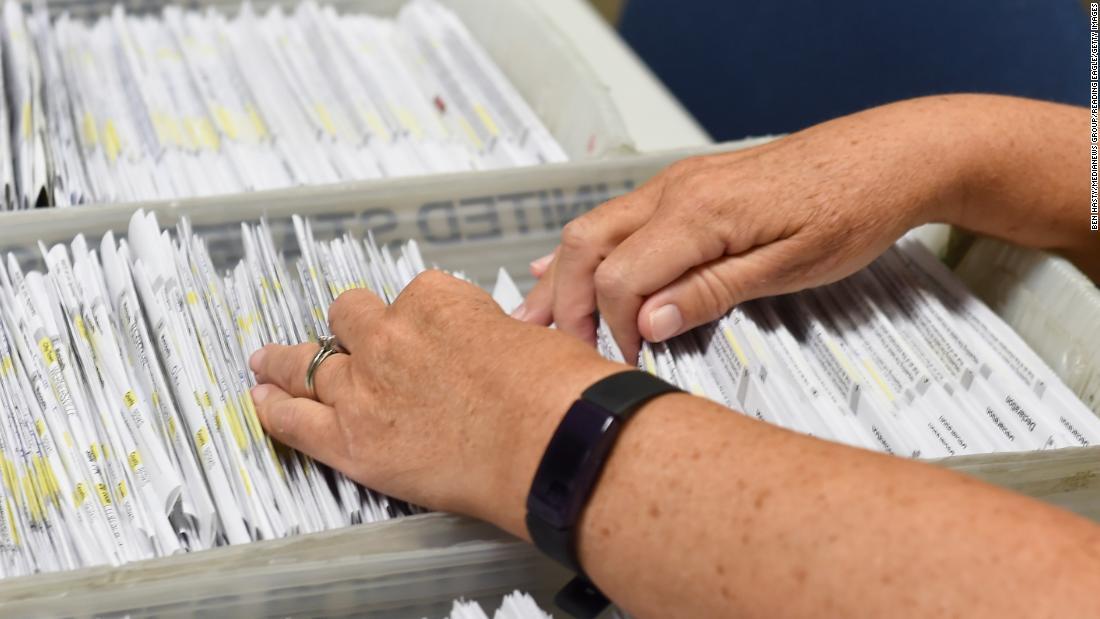 Americans living abroad fear their ballots won't make it in time