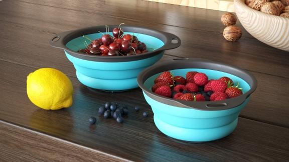 Comfify Store 2 Collapsible Colanders
