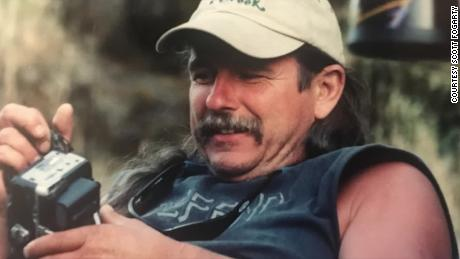Environmentalist George Atiyeh was last seen on September 7.