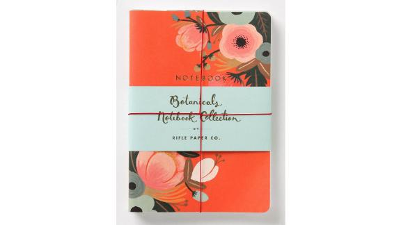 Rifle Paper Co. Botanicals Notebook Collection