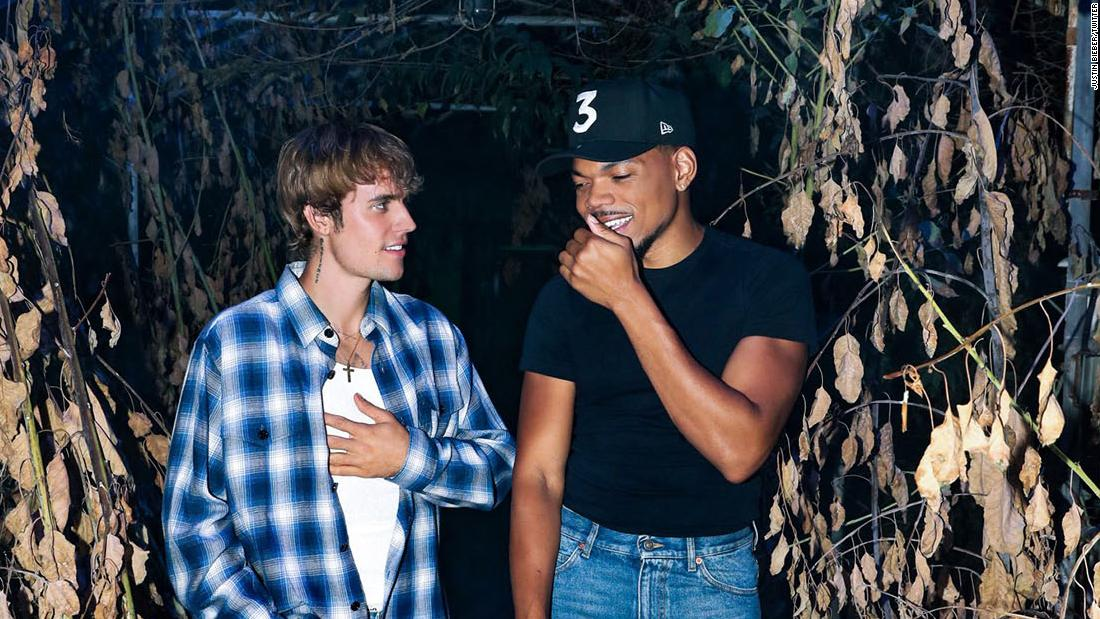 "WATCH: Justin Bieber Releases New Song ""Holy"" With Chance the Rapper"