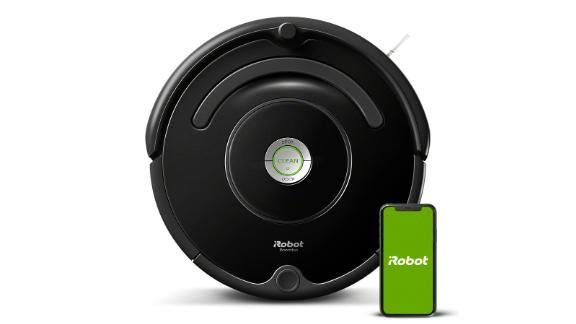 iRobot Roomba Restored 675