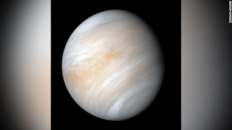 Venus is a Russian planet — say the Russians