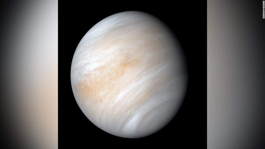 Venus is a 'Russian planet', claims Russia