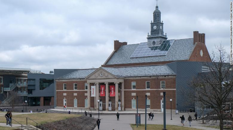 University of Cincinnati is looking into an instructor that referred to Covid-19 as the 'Chinese virus' in an email to student