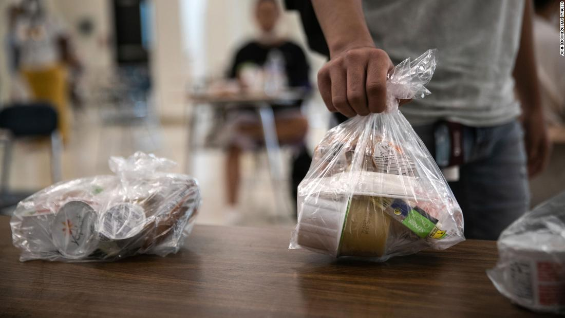 Congress' inaction could leave more Americans hungry -- especially kids