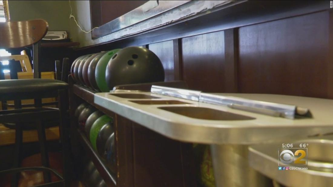 Bowling alley going out of business after 98 years